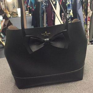 Kate Spade Vanderbilt Georgia Leather Purse